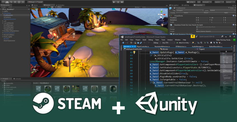 My stint with Steam integration | Aavega Interactive